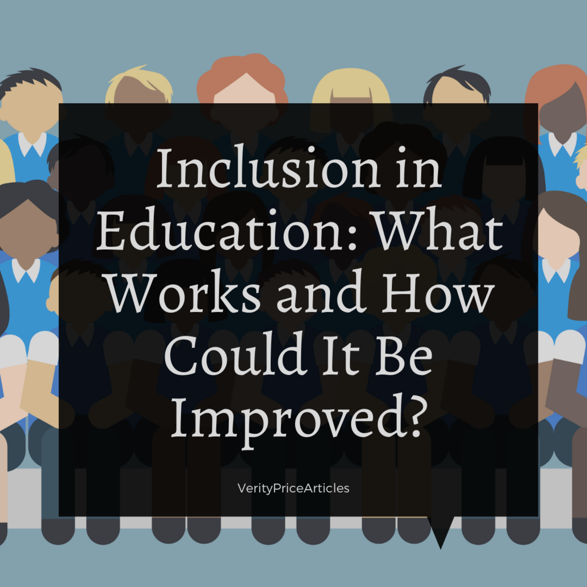Inclusion in Education: What Works and How Could It Be Improved?
