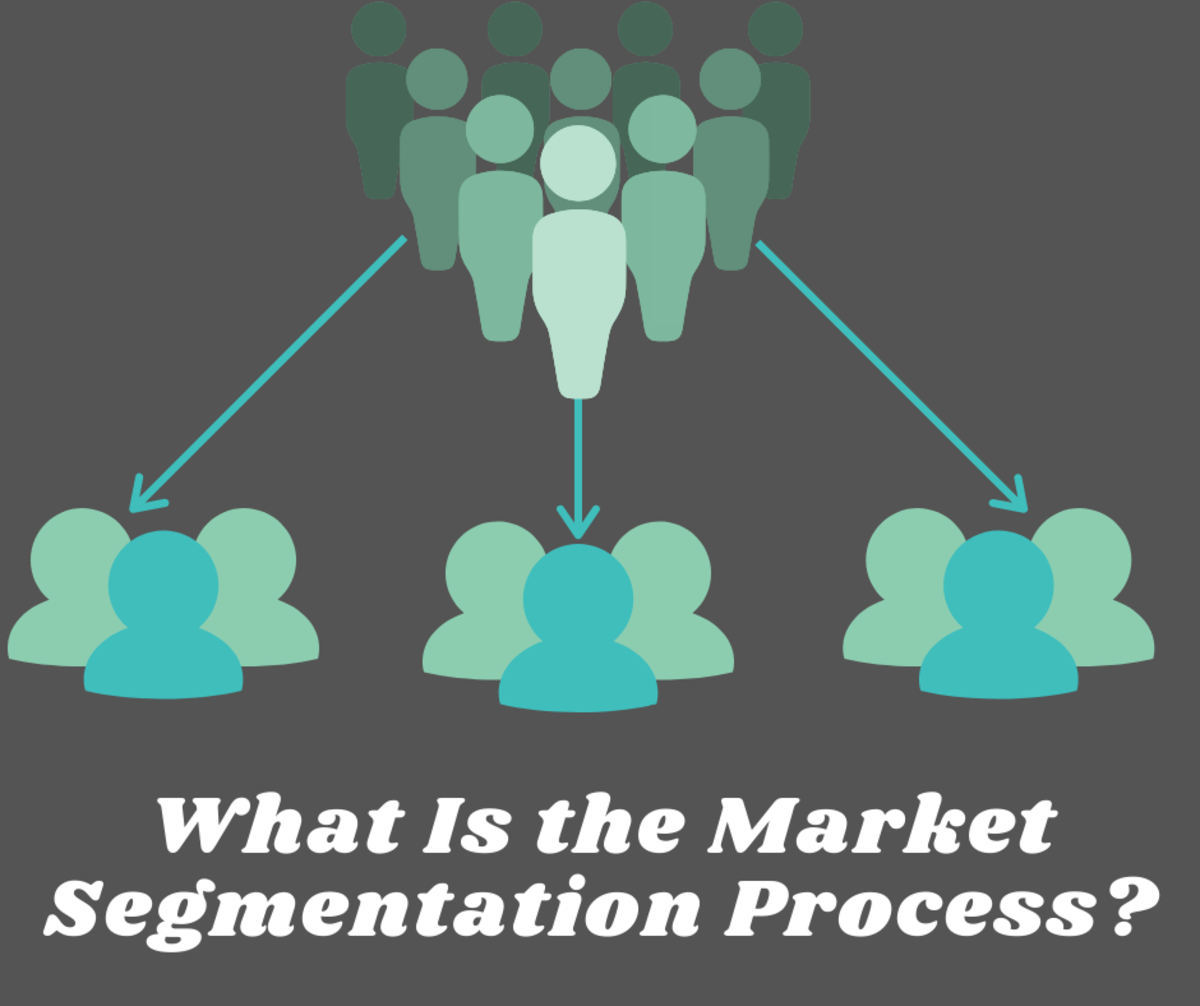 What Is the Market Segmentation Process?