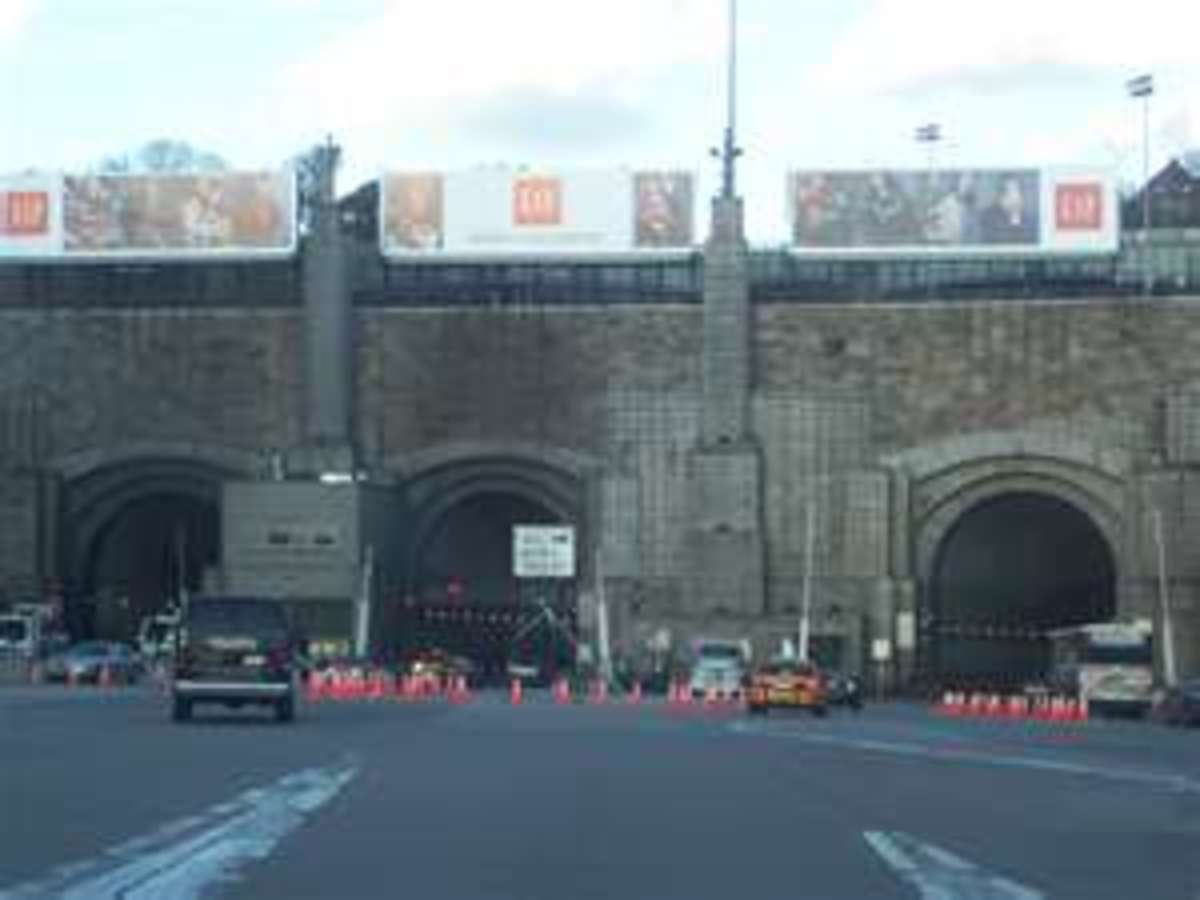 The Lincoln Tunnel