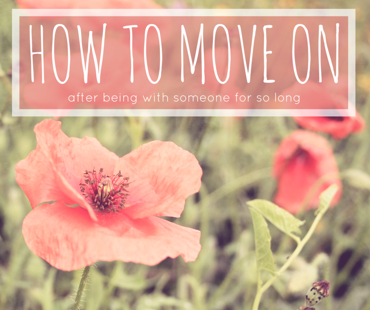 How to Get Over a Long-Term Relationship in 8 Steps
