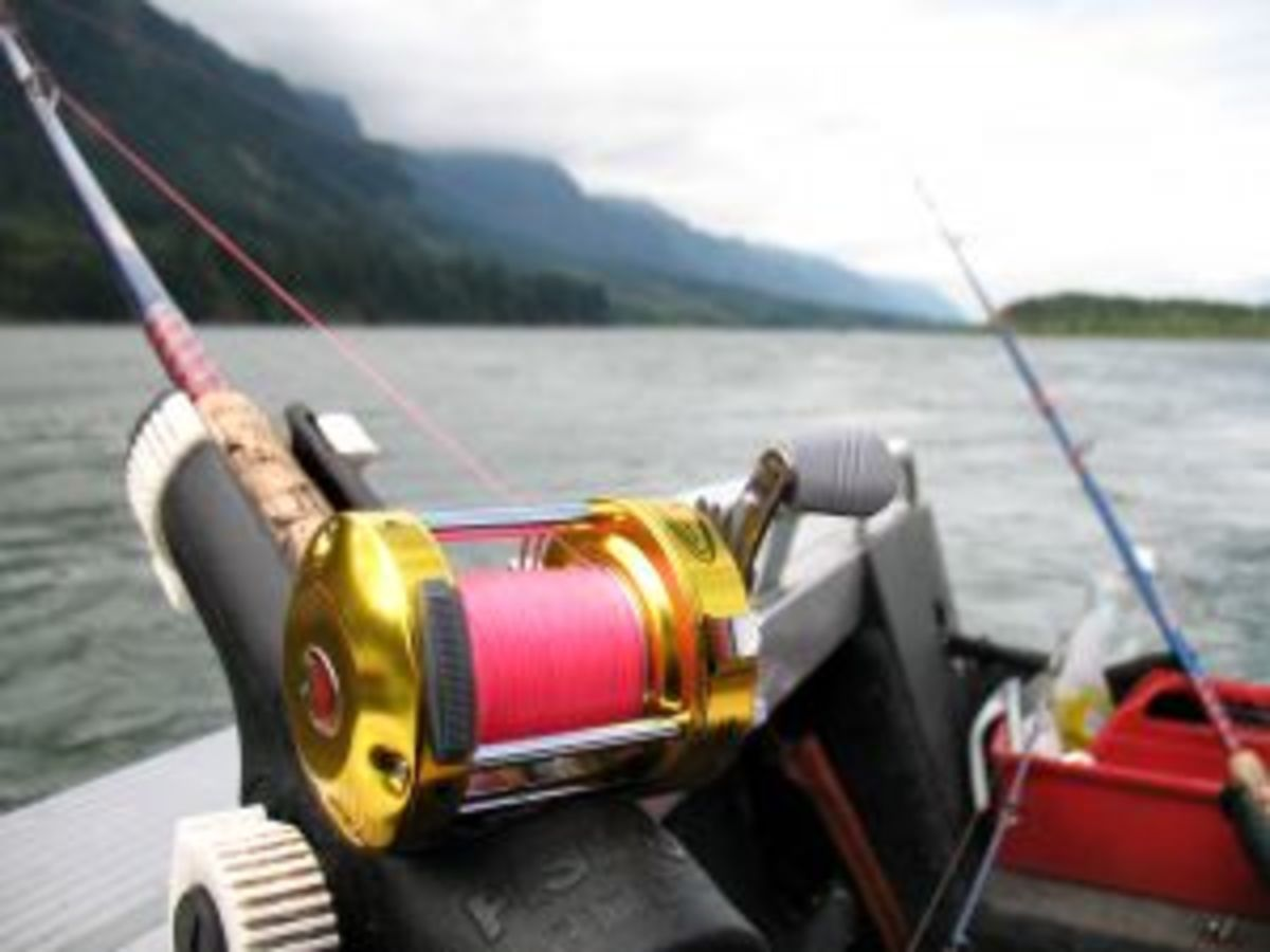 Trolling: Gear, Tackle and Tactics