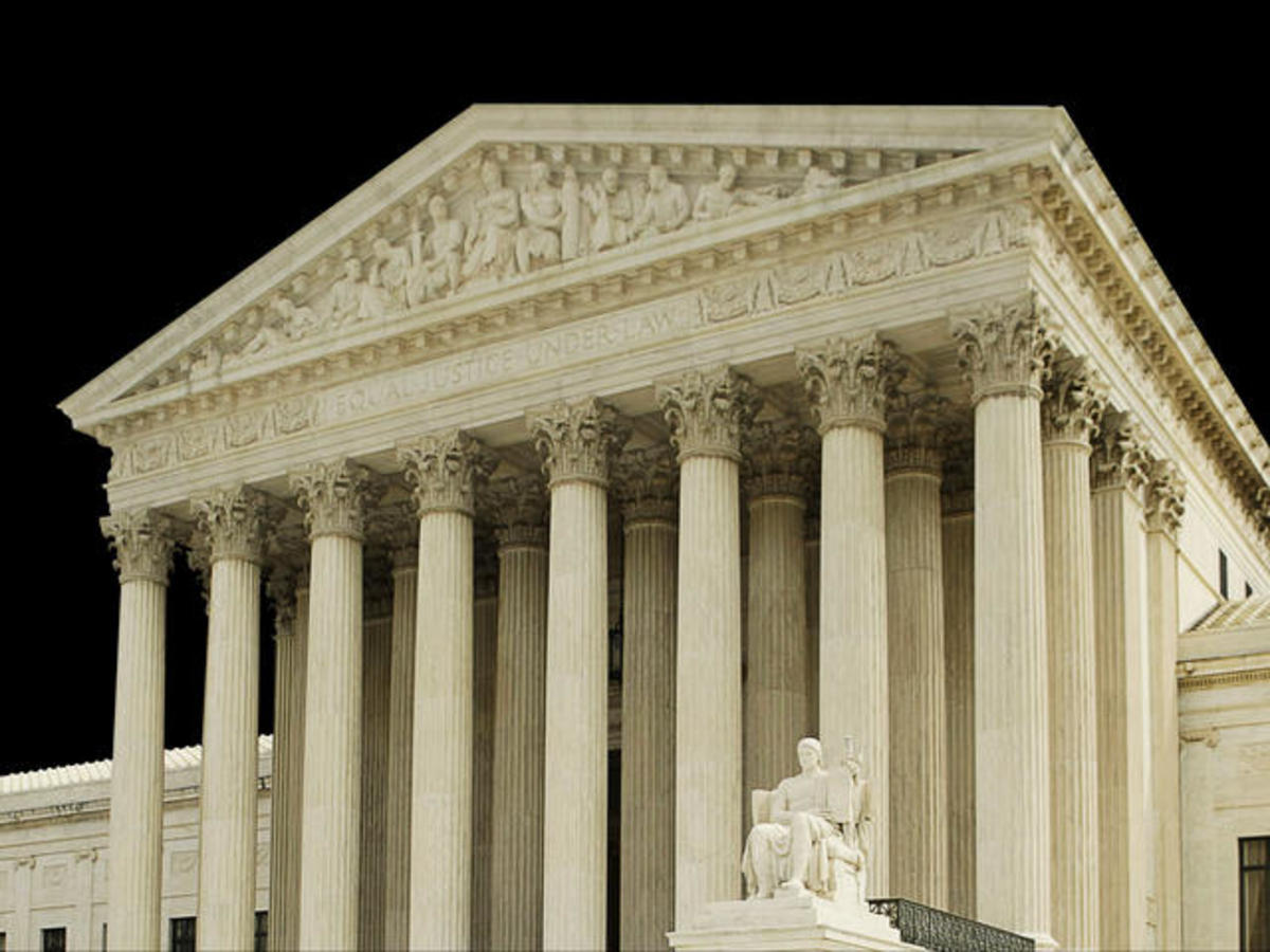 Some of the nation's most important legal issues are argued each year before the United States Supreme Court. Some of America's best litigators will be called on to persuade the justices on a point of law. (Image from Fox News)