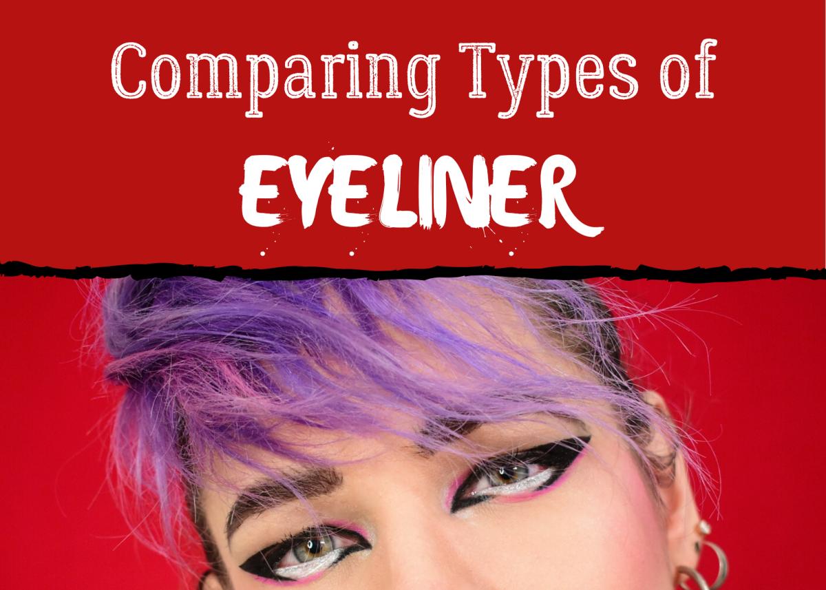 Which Type of Eyeliner Is Best: Liquid, Gel, Kohl or Shadow?