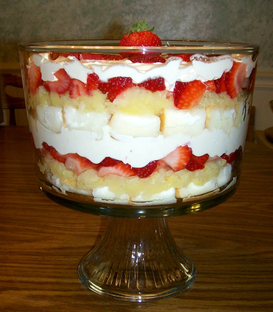 Easy Glass Trifle Bowl Recipes