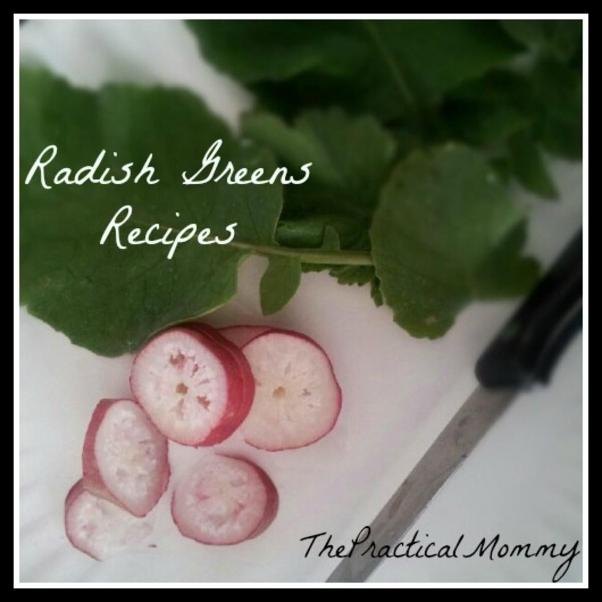 Delicious and nutritious radish greens recipes delishably