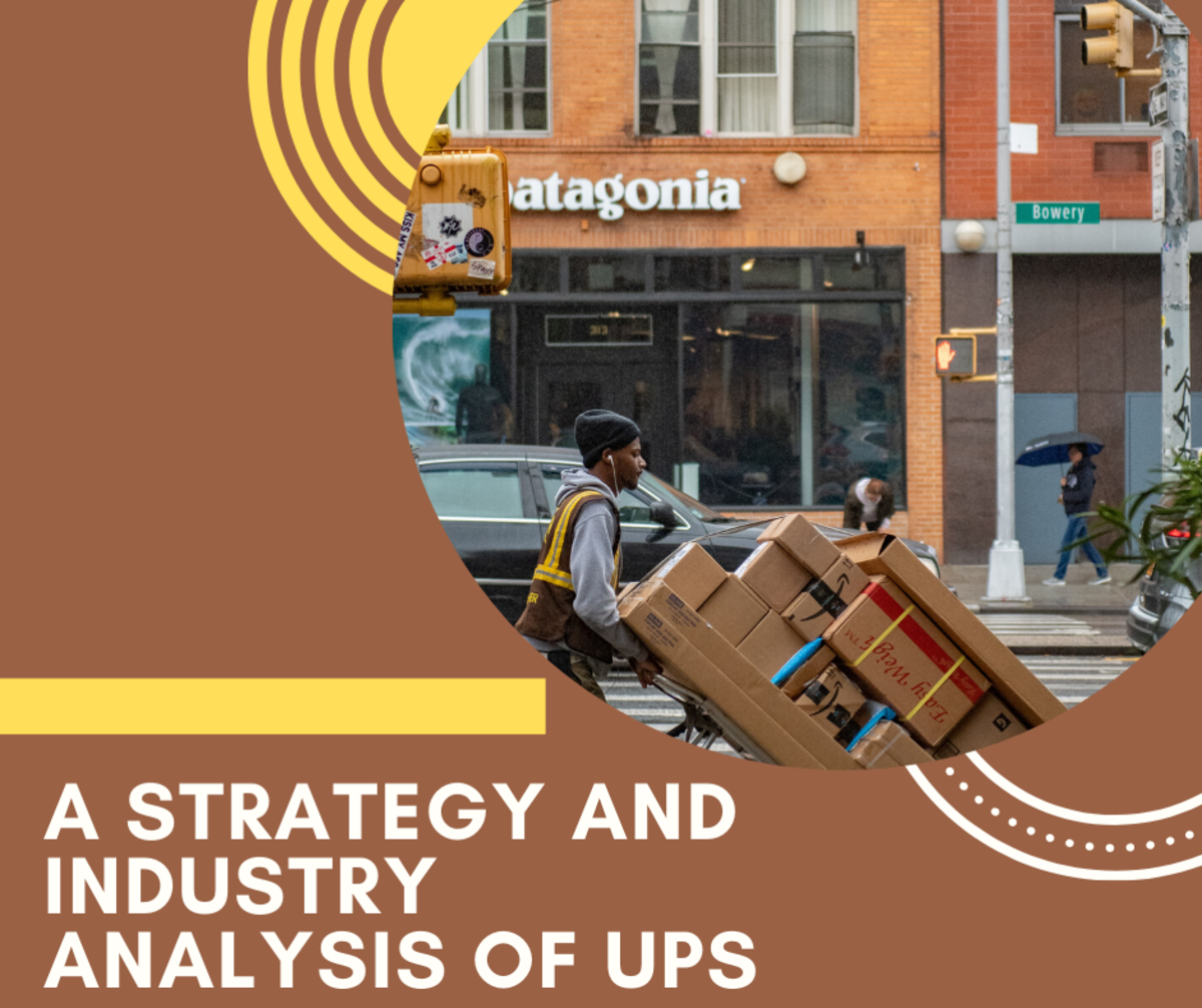 Read on to learn why the United Parcel Service (UPS) has withstood the test of time.