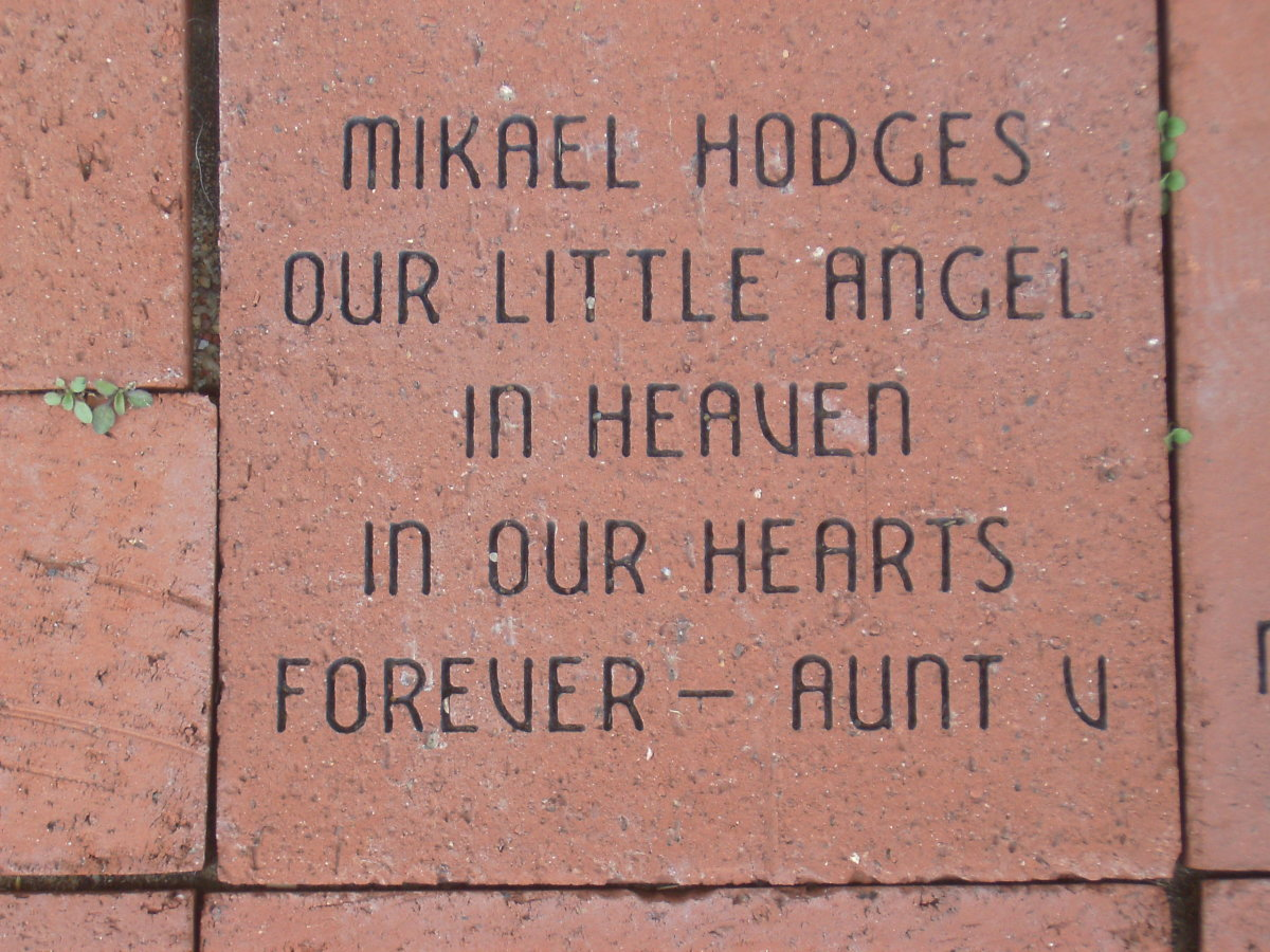 One Year Ago Today - Death Anniversary Poem of Loss of Child