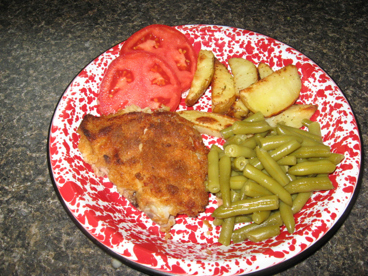Cheap Recipes: A Good Ol' Southern Dinner for 4 For Under $5