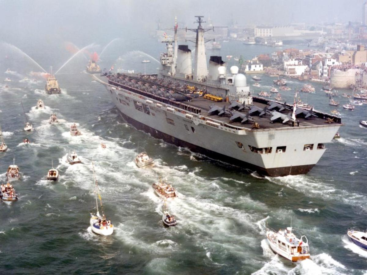 Just on Both Sides? The Falklands War of 1982: A Case Study in Just War Theory
