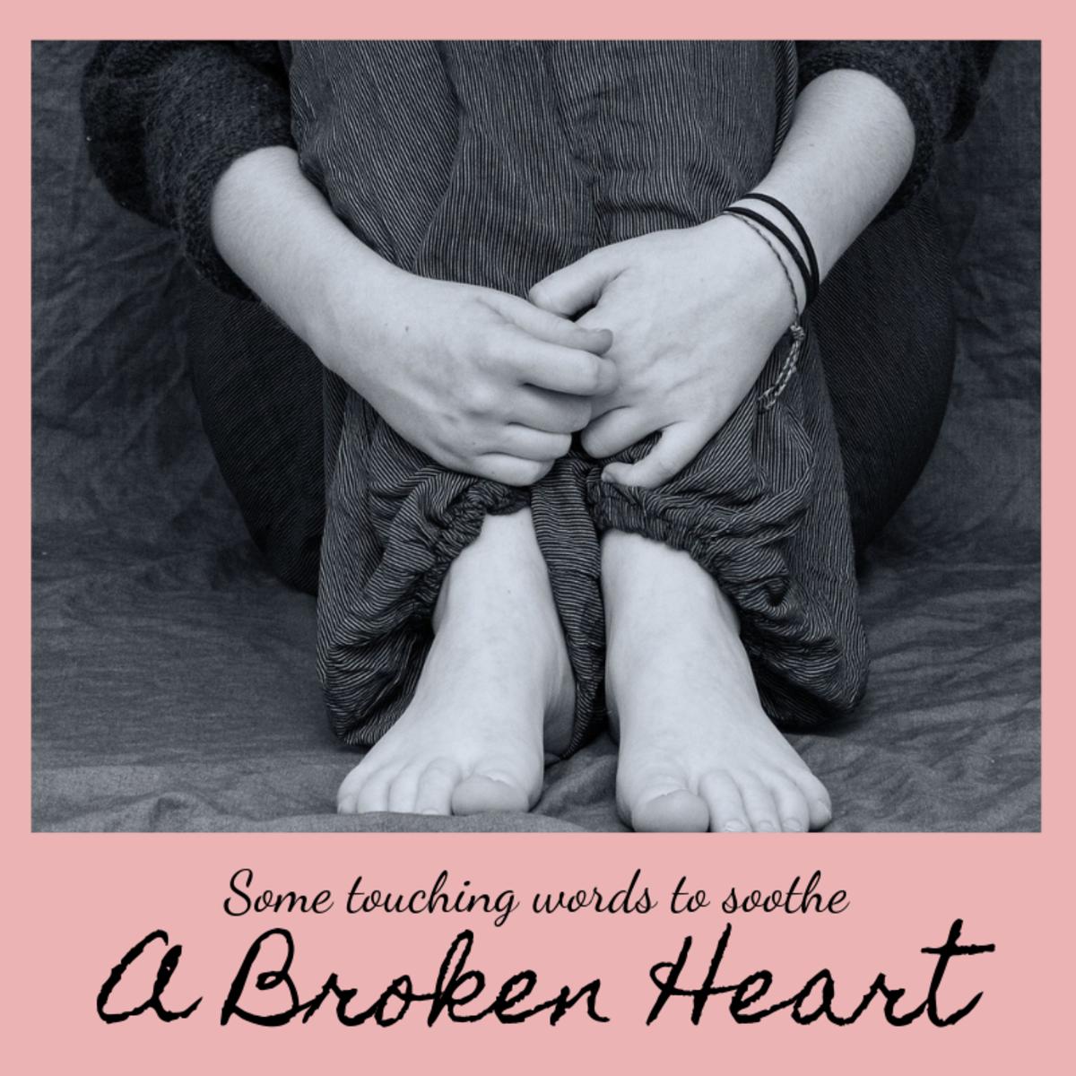 Heartbroken messages sad 100 Breakup