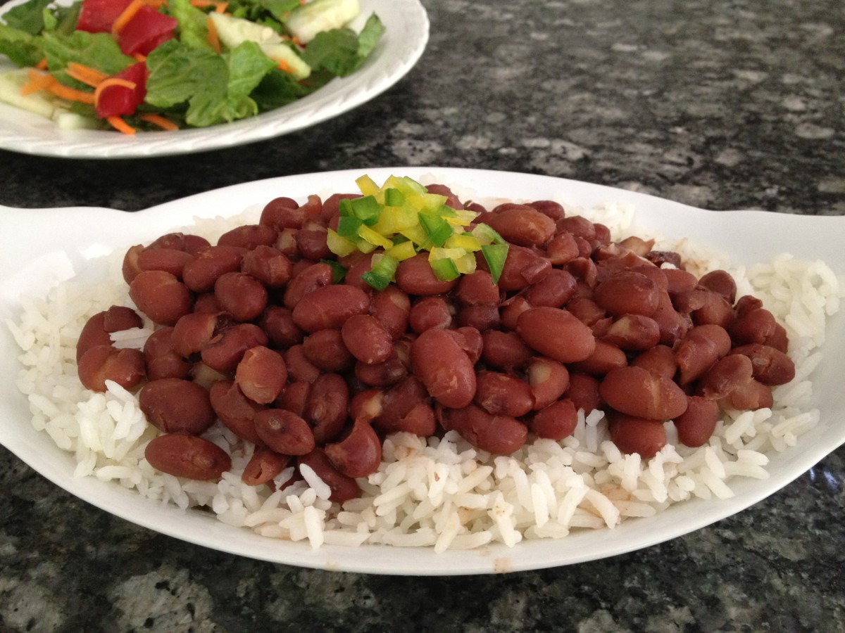 Cheap Healthy Meals: Red Beans and Rice Recipe