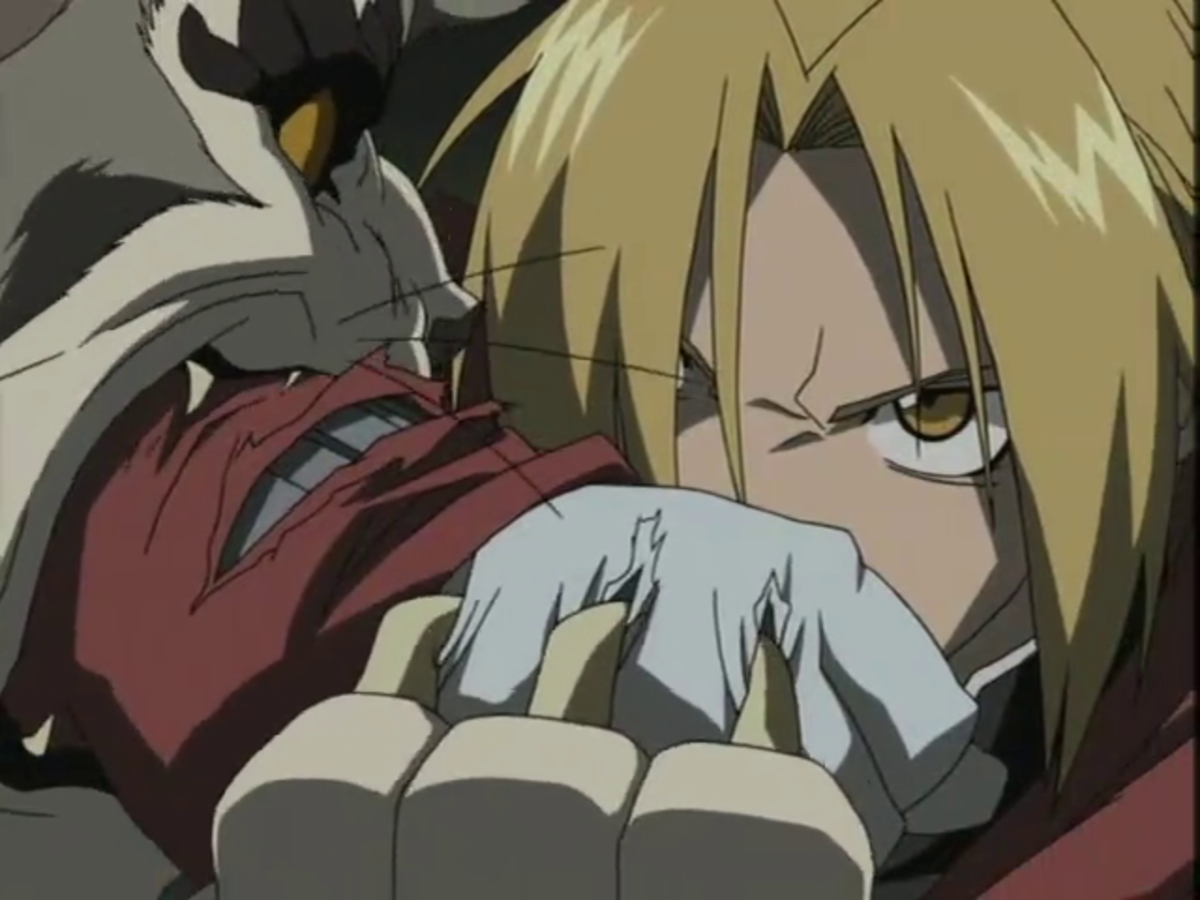 Anime Reviews: Fullmetal Alchemist