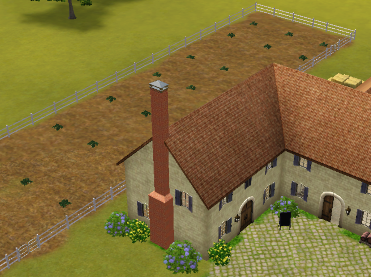 The Nectary located in Champs Les Sims