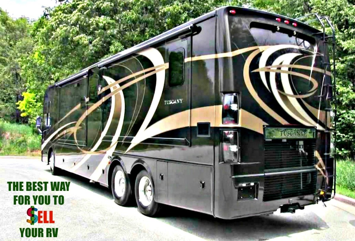 The Best Way for You to Sell Your RV