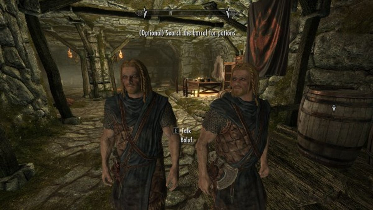 How to Make A Skyrim Character That Looks Like Any Character in the Game