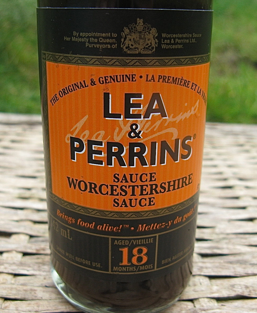 Worcestershire sauce bought in Canada