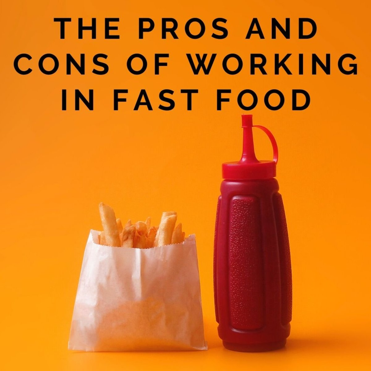 Learn all about the benefits and downsides of working in the fast-food industry.