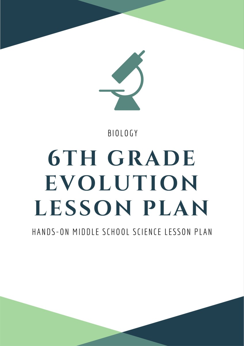 Evolution Lesson Plan/Activity for Middle School