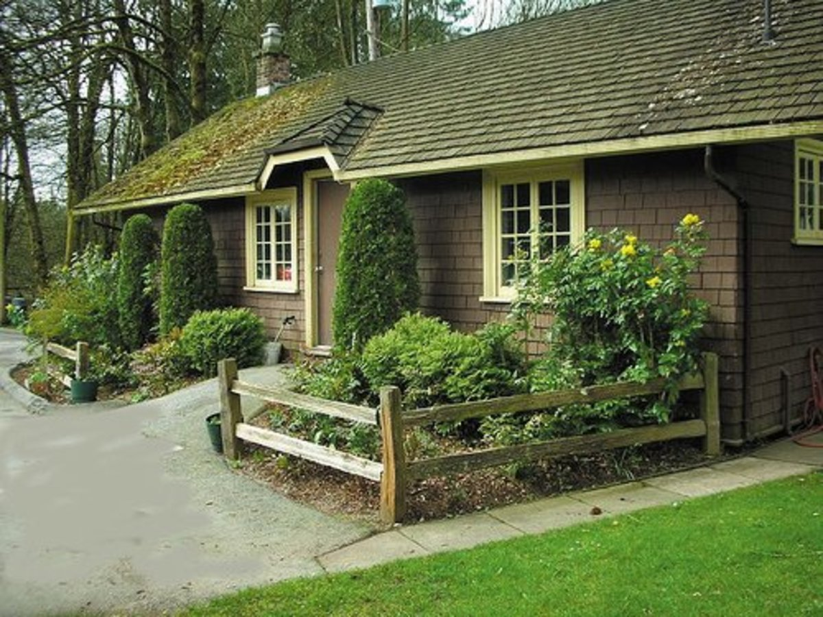 How would you like to live in this cottage?