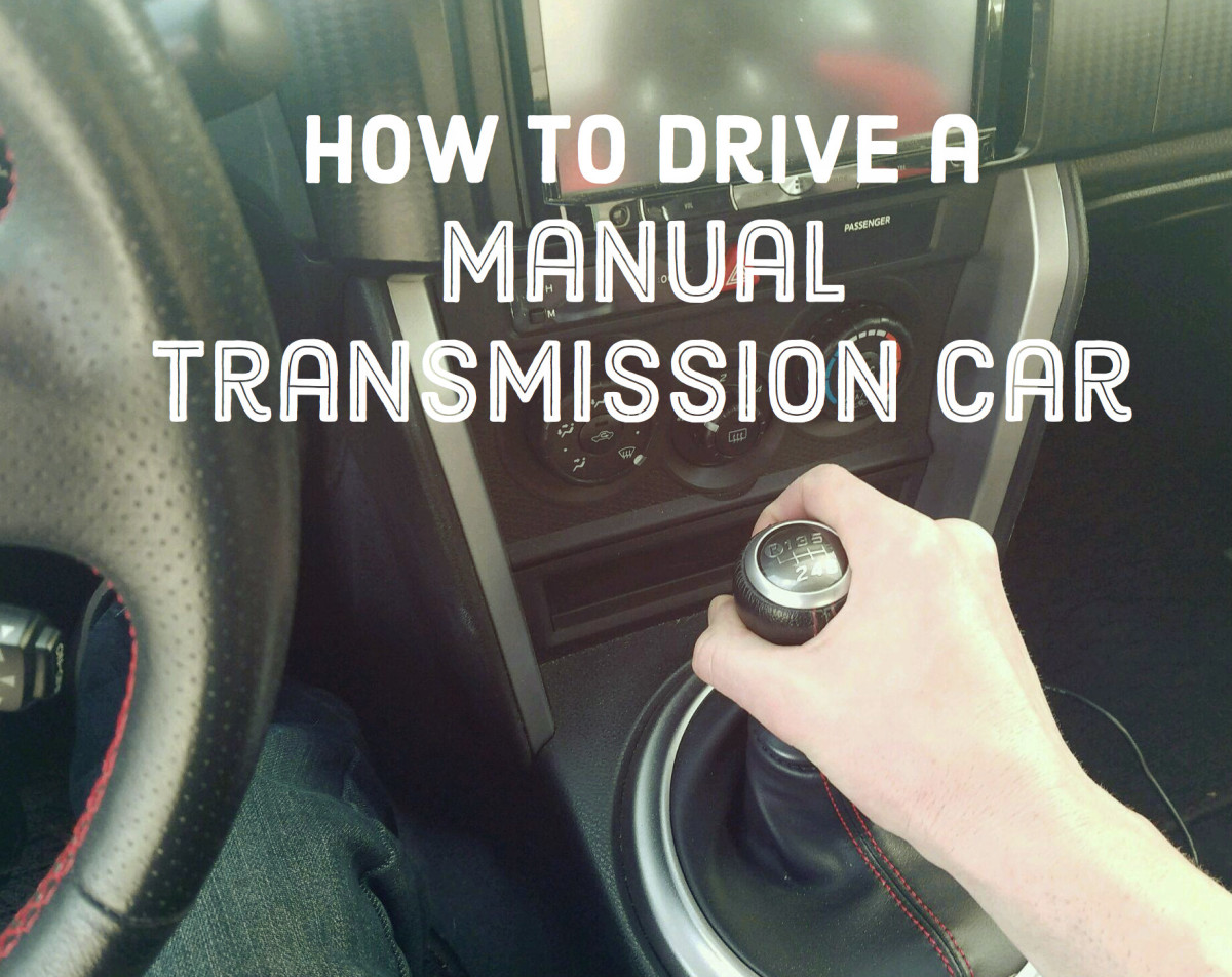 The Easiest Way To Drive A Manual Or Stick Shift Car From Starting