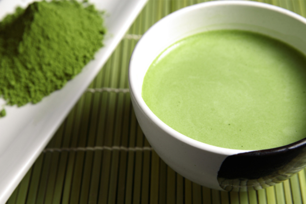 DIY Matcha Green Tea Skin Remedies
