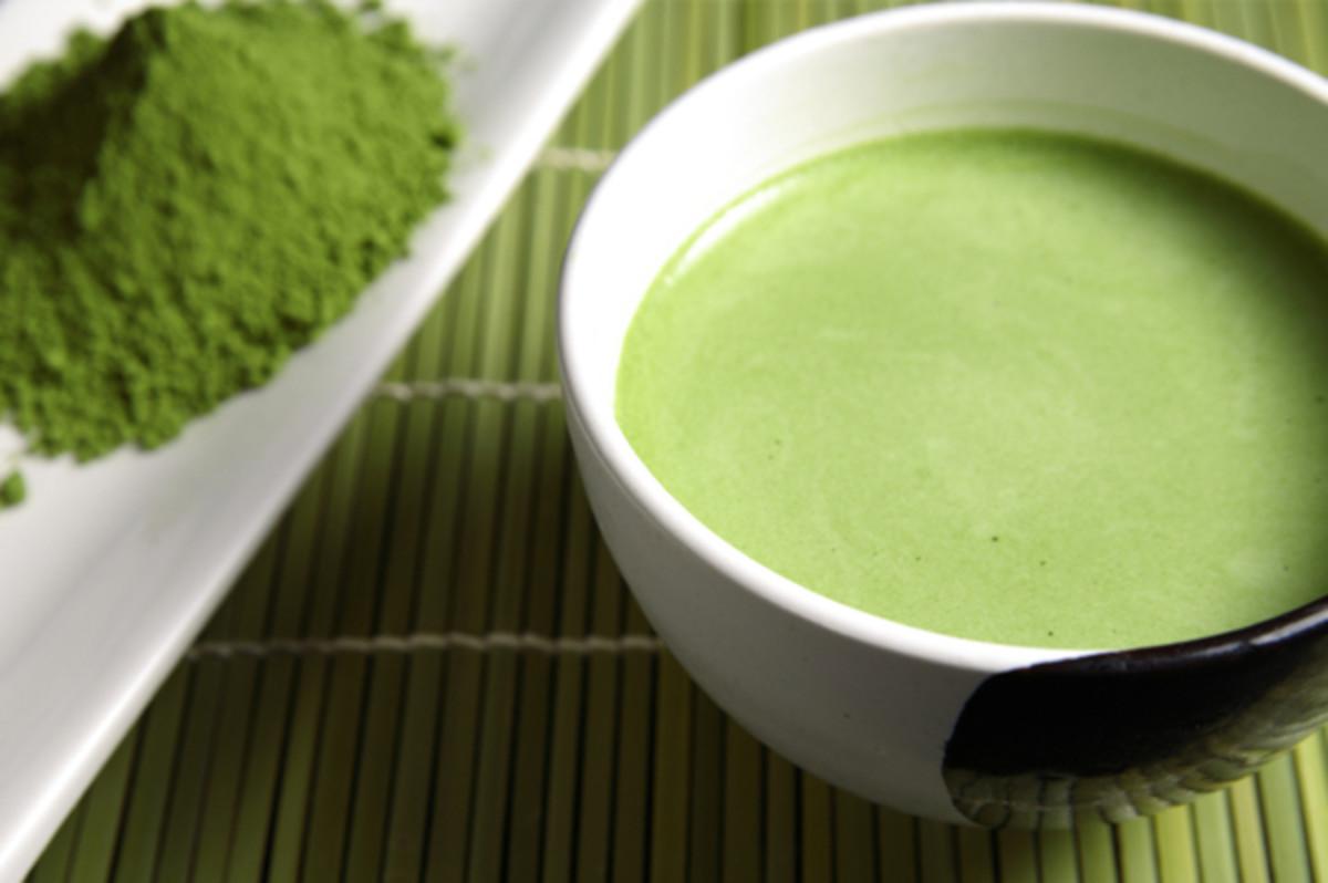 DIY Matcha Green Tea Skin Remedies
