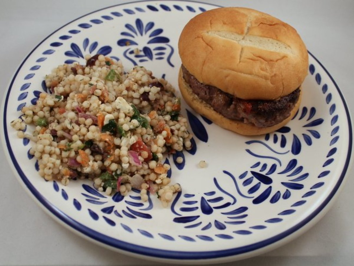 Perfectly pan cooked restaurant style burger