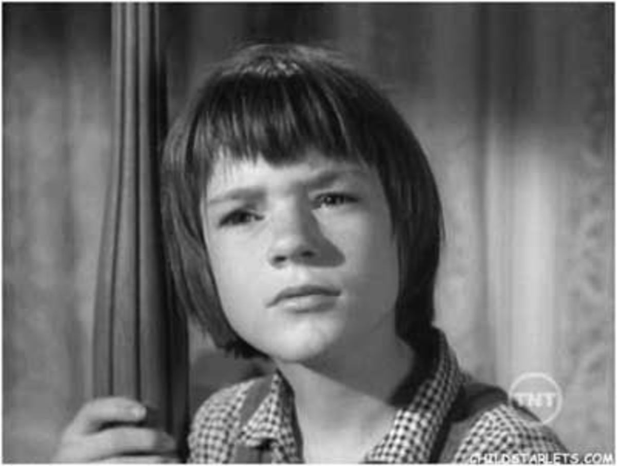 "A Still From the Film Adaptation of Lee's ""To Kill a Mockingbird"""