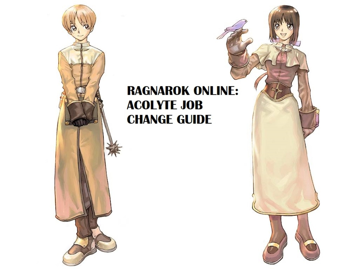 Ragnarok Online Acolyte Job Change Guide