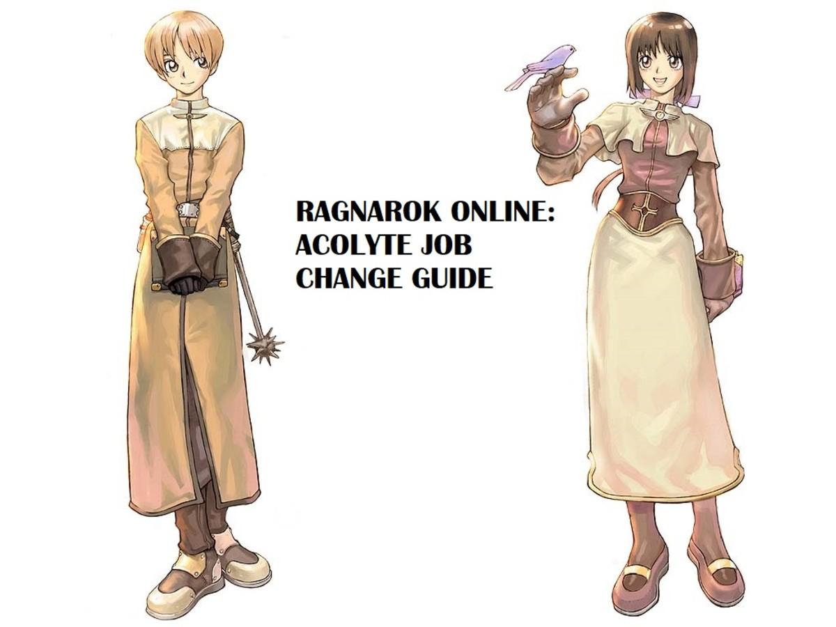 Ragnarok Online: Acolyte Job Change Quest Guide