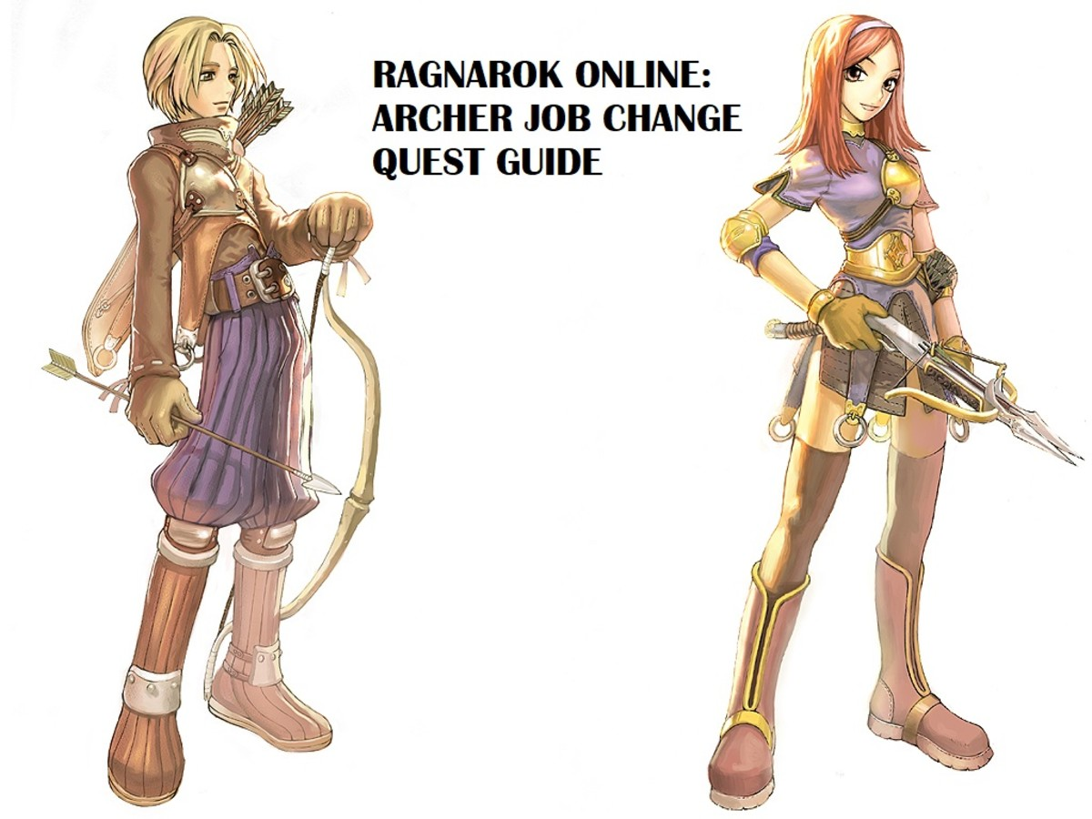 Ragnarok Online: Archer Job Change Quest Guide