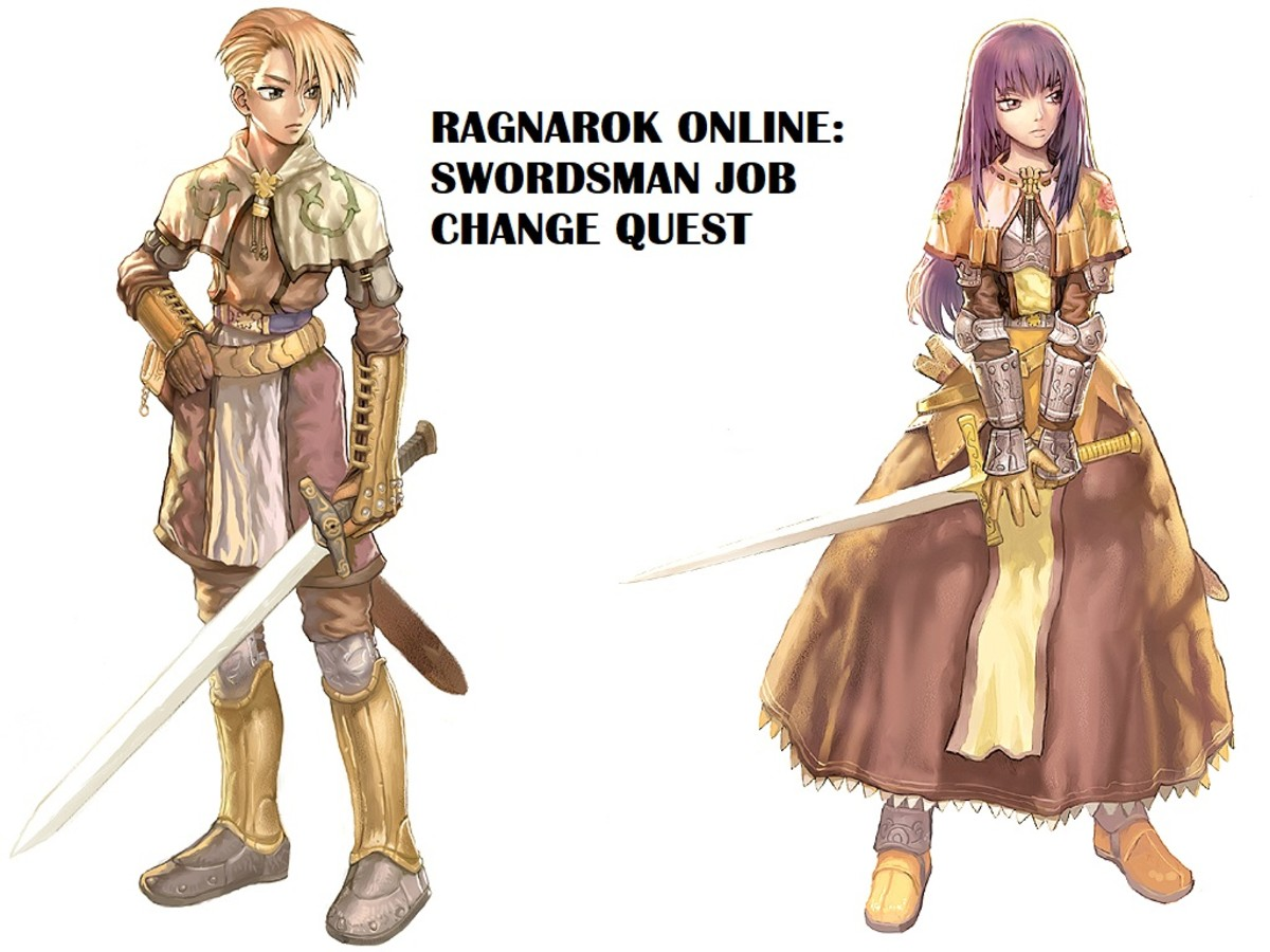 Ragnarok Online Swordsman Job Change Quest Guide