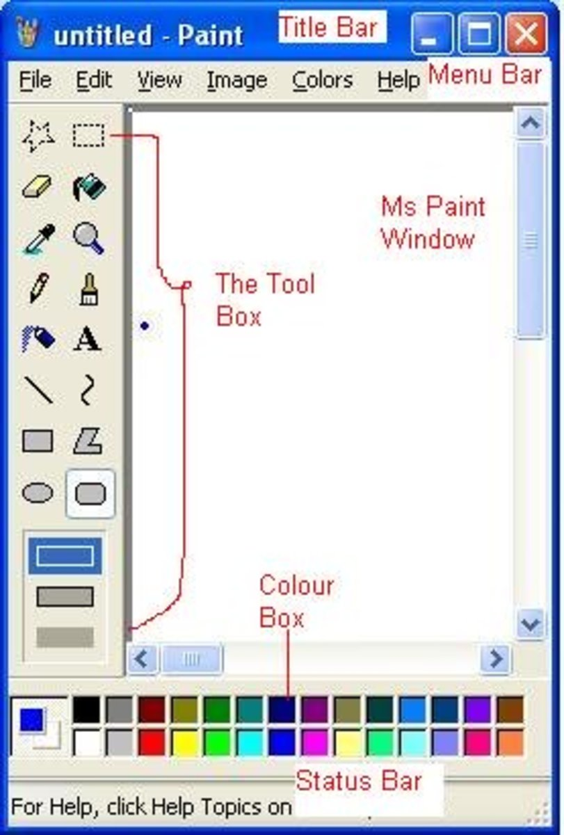 MS Paint Window