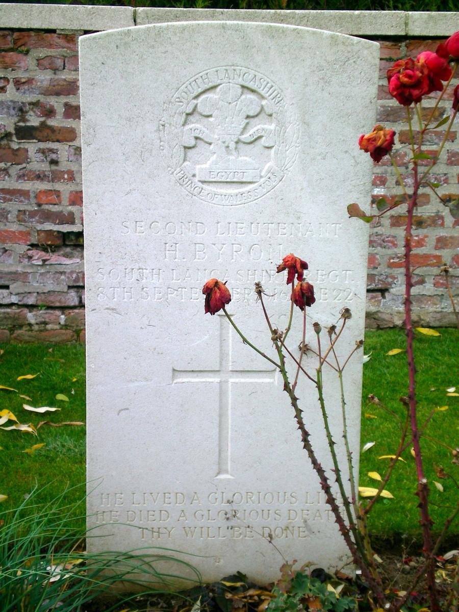 Uncle Harry's grave (c) A. Harrison