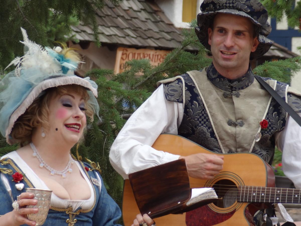 How to Dress for a Renaissance Faire