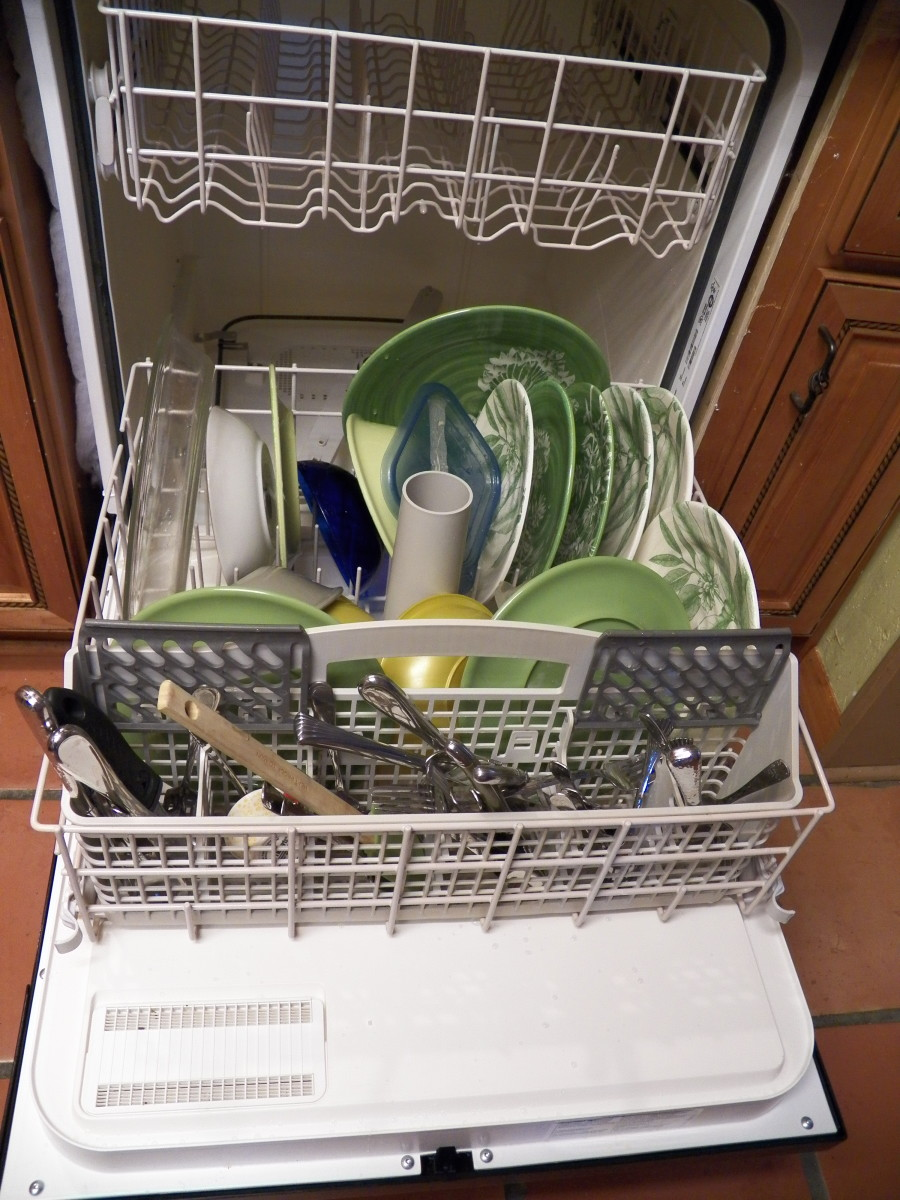 Dishwasher. We replaced our dishwasher using our Capital One MasterCard Extended Warranty.