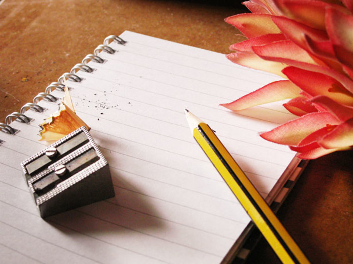 Get some ideas for quotes to put in your journal for when you need inspiration.