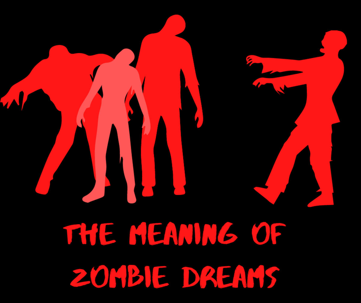 Read on to learn what your dream of the living dead could mean.