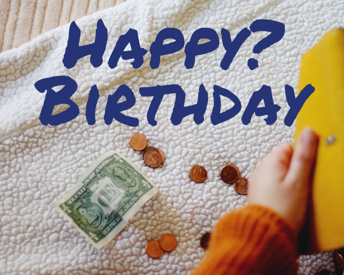 Creative Ways to Celebrate Birthdays With No Money