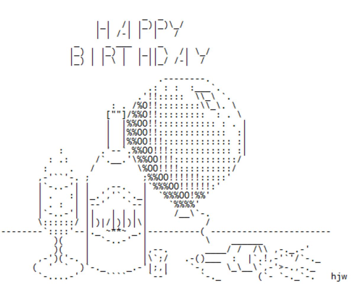 Happy Birthday When You're Alone