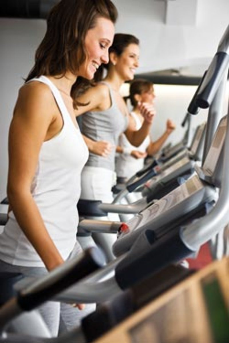 5 Types of Women You Meet in a Gym