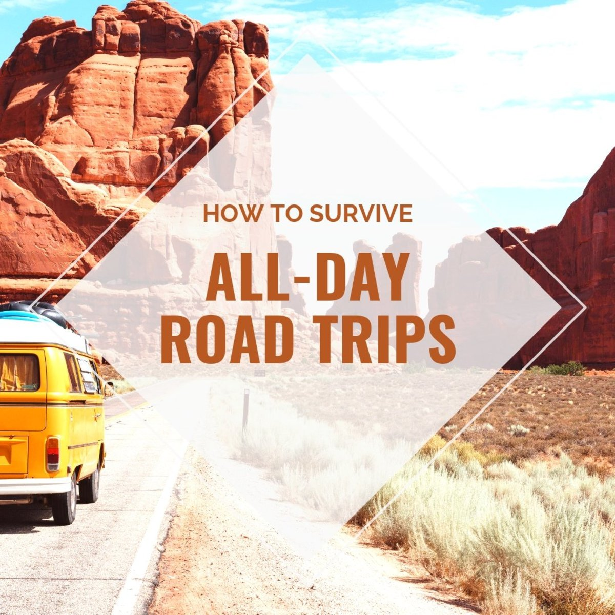 How to Survive All-Day Drives: Tips to Make 10+ Hour Drives Easier