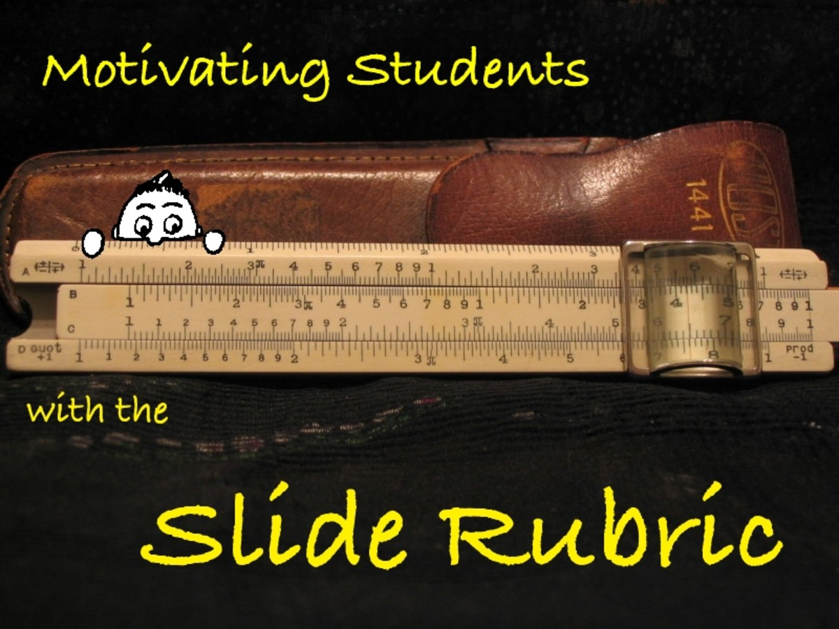 Rubrics for Teachers: Differentiation & The Slide Rubric