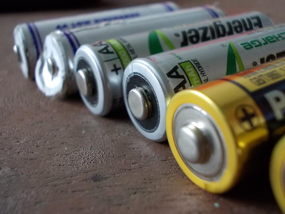 NiMH vs. Li-ion batteries - A battery Comparison