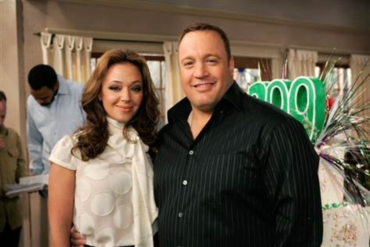 While it may be just a TV show, Kevin James and Leah Remini of The King of Queens get the point across.