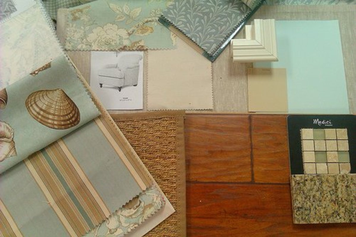 Try incorporating the seven principles of interior design in your home.