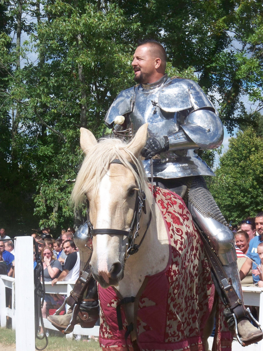 How to Talk at a Renaissance Faire