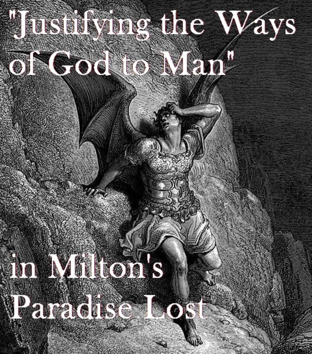 """Justifying the Ways of God to Man"" in Milton's Paradise Lost"