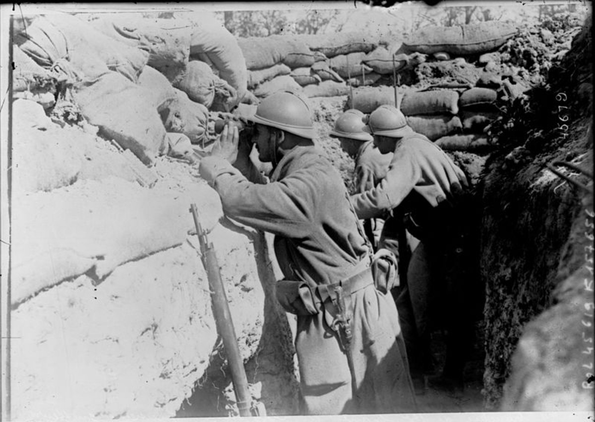 world-war-1-history-adapting-weapons-to-trench-warfare
