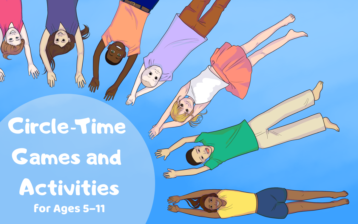 Need some new ideas for circle time? Here are 37 great games and activities to keep things fresh and fun.